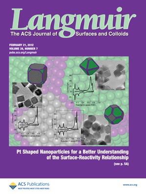 Langmuir: Volume 28, Issue 7