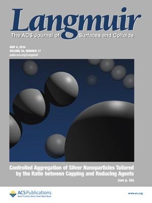 Langmuir: Volume 30, Issue 17