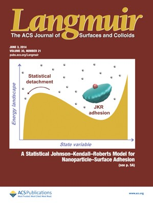 Langmuir: Volume 30, Issue 21