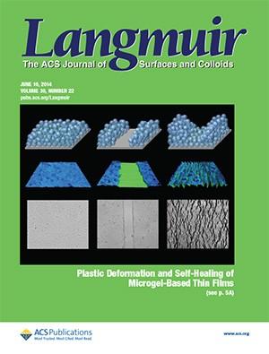 Langmuir: Volume 30, Issue 22