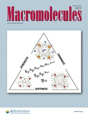 Macromolecules: Volume 52, Issue 20