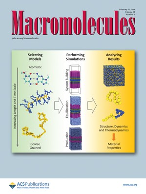 Macromolecules: Volume 52, Issue 3