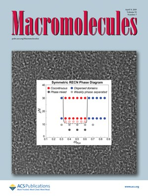 Macromolecules: Volume 52, Issue 7