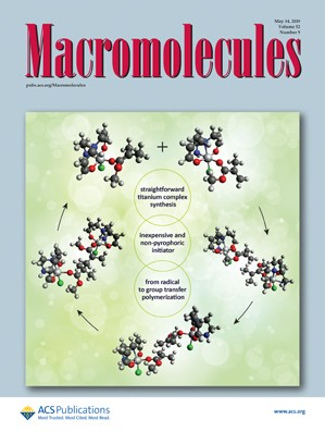 Macromolecules: Volume 52, Issue 9