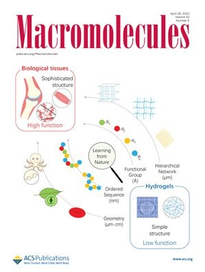 Macromolecules: Volume 53, Issue 8