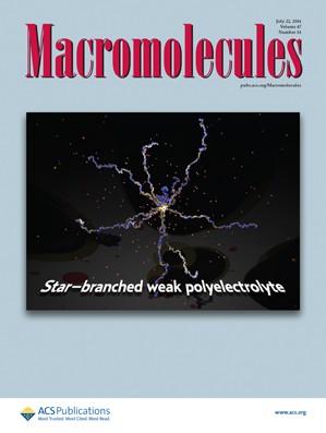 Macromolecules: Volume 47, Issue 14