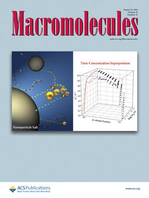 Macromolecules: Volume 47, Issue 15