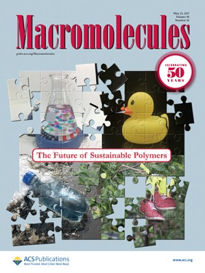 Macromolecules: Volume 50, Issue 10
