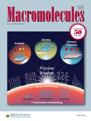 Macromolecules: Volume 50, Issue 11