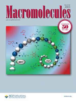 Macromolecules: Volume 50, Issue 14
