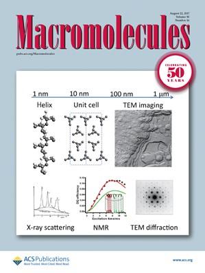 Macromolecules: Volume 50, Issue 16