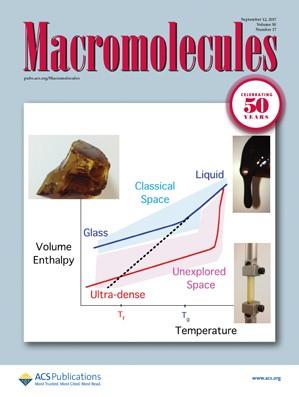 Macromolecules: Volume 50, Issue 17