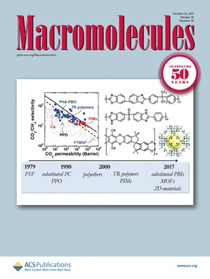 Macromolecules: Volume 50, Issue 20