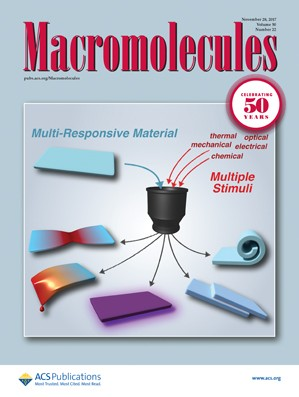 Macromolecules: Volume 50, Issue 22