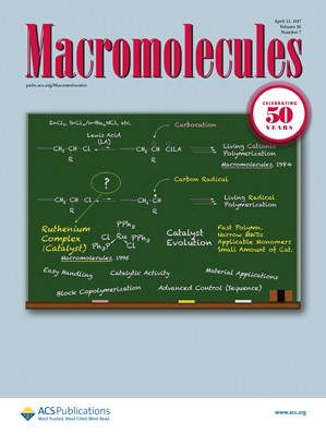 Macromolecules: Volume 50, Issue 7