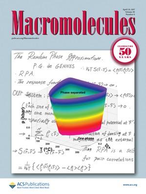 Macromolecules: Volume 50, Issue 8