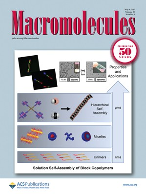 Macromolecules: Volume 50, Issue 9