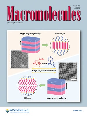 Macromolecules: Volume 51, Issue 11