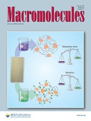 Macromolecules: Volume 51, Issue 13