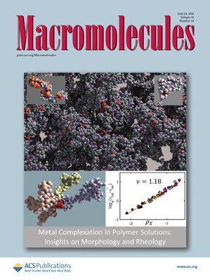 Macromolecules: Volume 51, Issue 14