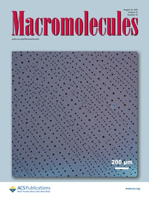 Macromolecules: Volume 51, Issue 15