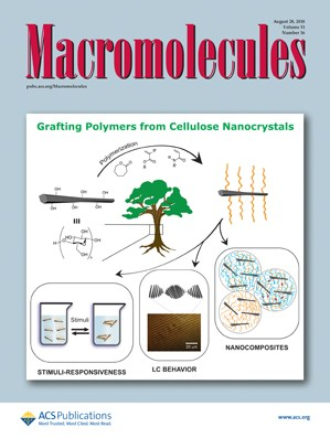 Macromolecules: Volume 51, Issue 16
