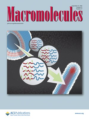 Macromolecules: Volume 51, Issue 17
