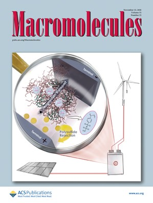 Macromolecules: Volume 51, Issue 21