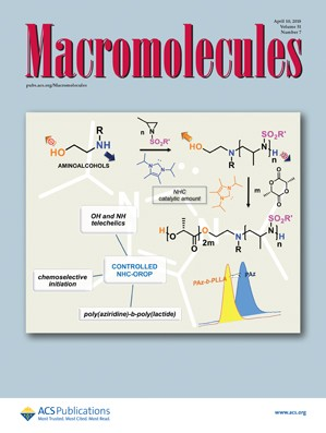 Macromolecules: Volume 51, Issue 7