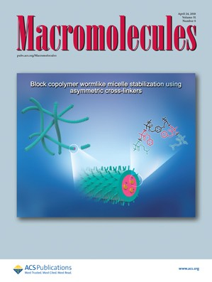 Macromolecules: Volume 51, Issue 8