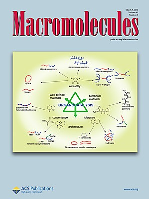 Macromolecules: Volume 43, Issue 5