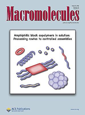 Macromolecules: Volume 43, Issue 8