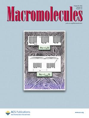 Macromolecules: Volume 45, Issue 16