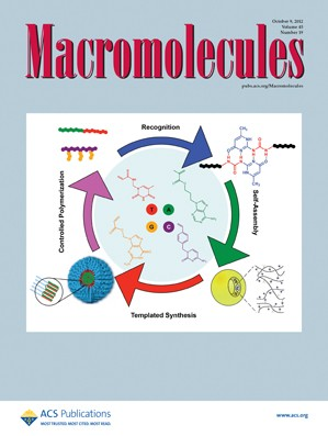 Macromolecules: Volume 45, Issue 19