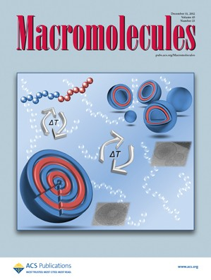 Macromolecules: Volume 45, Issue 23