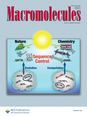 Macromolecules: Volume 46, Issue 4