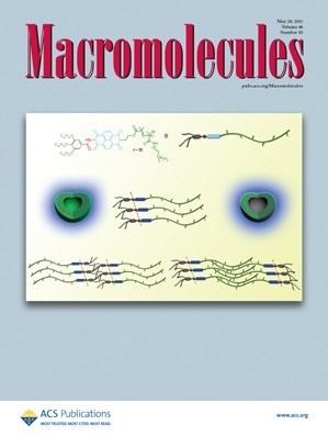 Macromolecules: Volume 46, Issue 10