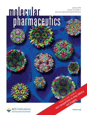 Molecular Pharmaceutics: Volume 10, Issue 1