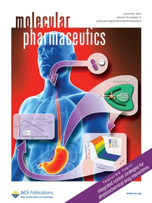 Molecular Pharmaceutics: Volume 10, Issue 11