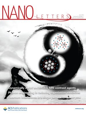 Nano Letters: Volume 19, Issue 7