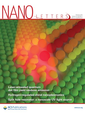 Nano Letters: Volume 16, Issue 2