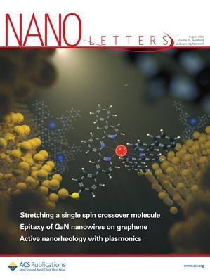 Nano Letters: Volume 16, Issue 8