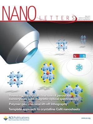 Nano Letters: Volume 17, Issue 5