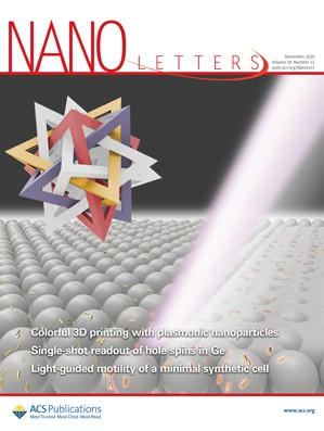 Nano Letters: Volume 18, Issue 11