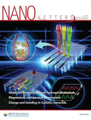 Nano Letters: Volume 18, Issue 6