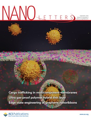 Nano Letters: Volume 18, Issue 9
