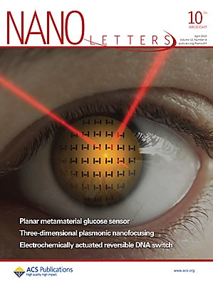 Nano Letters: Volume 10, Issue 4