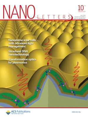 Nano Letters: Volume 10, Issue 6