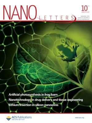 Nano Letters: Volume 10, Issue 9