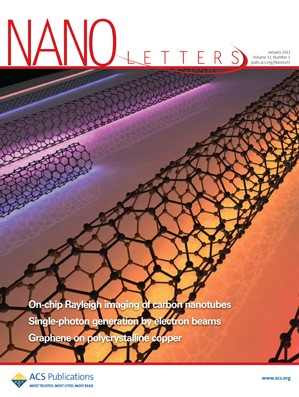 Nano Letters: Volume 11, Issue 1